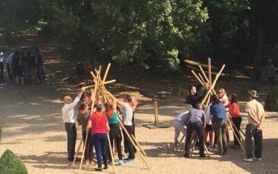 Team bulding pour le Centre d'Affaires Régional Midi Pyrénées de SOCIÉTÉ GÉNÉRALE.